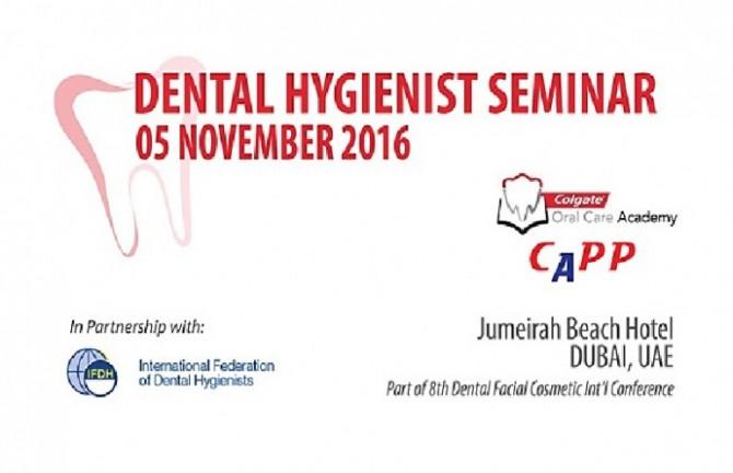 About 'Dental Hygienist Seminar' – 05 November 2016